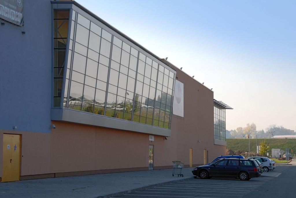 Obchodní centrum – OLOMOUC CITY