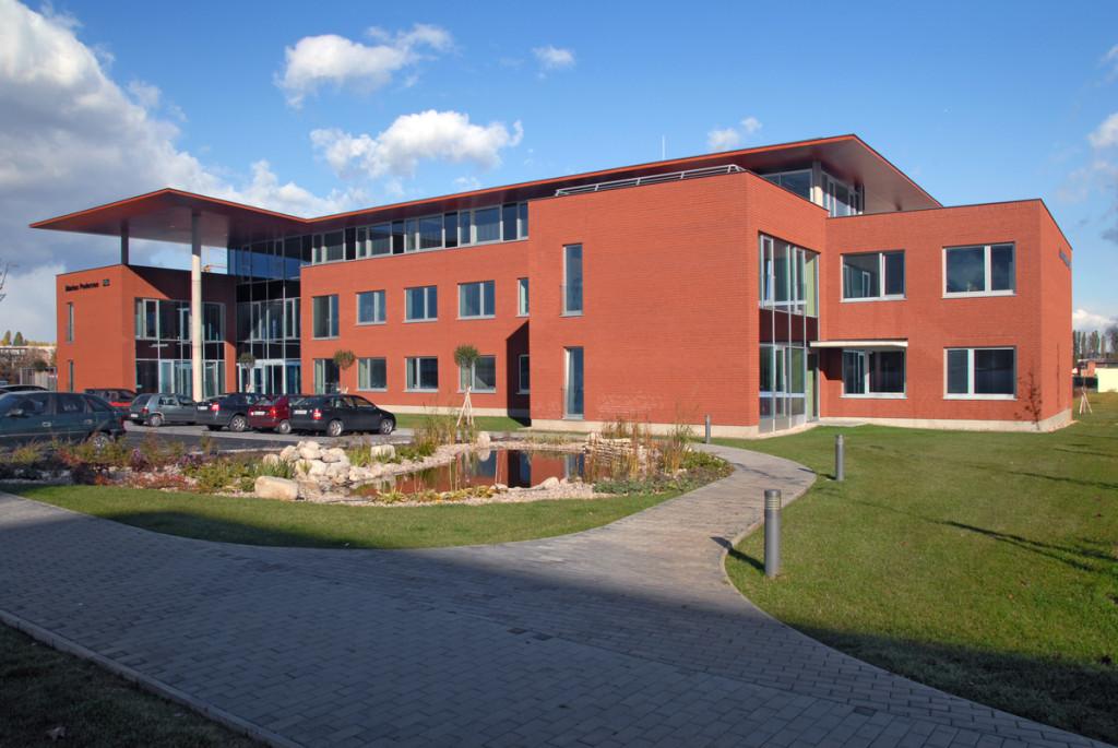 Administrativní centrum Marius Pedersen Hradec Králové